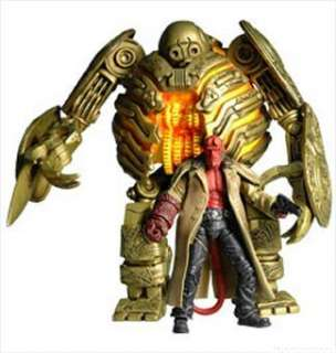 Xmas Gift HellBoy Golden Army Soldier Action Figure 7