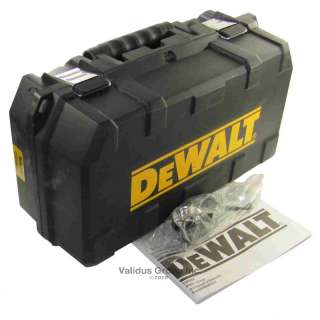 DEWALT DW682 PLATE BISCUIT JOINER MANUAL CASE KIT◢◤