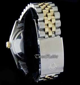 DATEJUST, CHAMPAGNE DIAMOND DIAL, JUBILEE BAND, NON SHINY LUGS