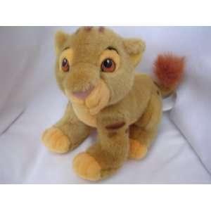 Disney Lion King Simba Plush Toy 12 Collectible