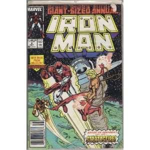 Iron Man Annual #9