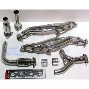 Header Manifold Exhaust 03 04 Dodge Ram 1500 5.7L HEMI 2WD Automotive