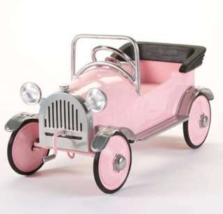 Pink Princess Pedal Car  by Airflow Collectibles Classic