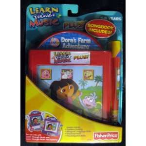 Learn Through Music Plus! Doras Farm Adventures Toys & Games