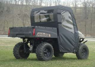 DOORS & REAR WINDOW ~ POLARIS RANGER 400 500 700 800 (2009 12) UTV