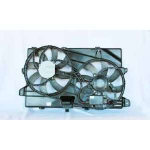 FORD E DGE w/o TOW RADIATOR & COND CONDENSER FAN ASSEMBLY Automotive