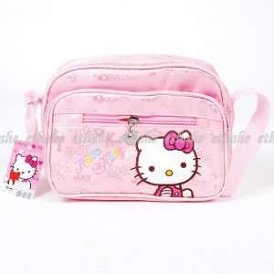 Hello Kitty Sling Messenger Bag Tote Handbag Pink Baby