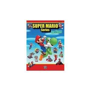 Super Mario Series for Piano: Intermediate Advanced