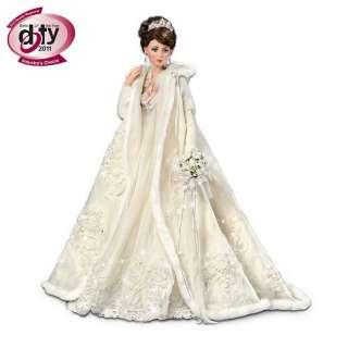 Cindy McClure DOTY Ashton Drake Porcelain Bride Doll 709792540069