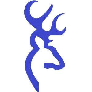 Deer Buckmark Browning Gun Logo  Car, Truck, Notebook, Vinyl Decal