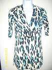 nwt plus size elegant tunic sexy leopard print fashiona quick look buy