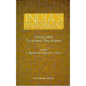 Disparities (9788173047893) Mahendra S. Dev, K.S. Babu Books