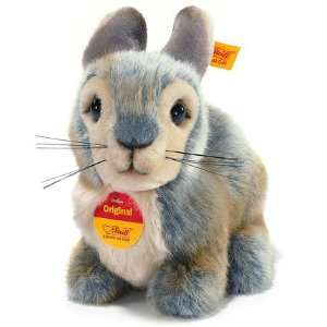 Steiff Grey Rabbit, EAN 082030: Toys & Games