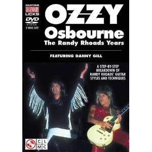 Ozzy Osbourne   The Randy Rhoads Years   A Step by Step