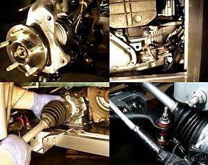 DVD HOW TO REMOVE/INSTALL 4T65E AUTOMATIC TRANSMISSION