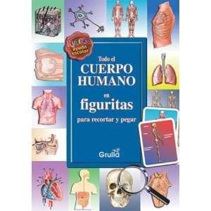 Todo el cuerpo humano en figuritas/ The Entire Human Body