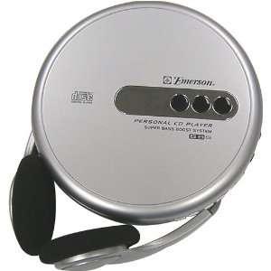 EMERSON HD7998SL PERSONAL CD PLYR ELECTRONIC VOLUME