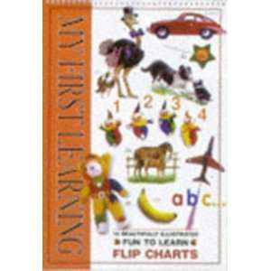 My First Learning Chart (Flip Charts) (9781860195976): Books