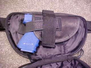 Concealment Leather Fanny Pack Small Walther PPS PK380