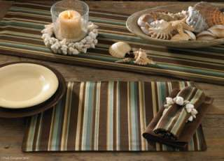 NEW Park Designs Espresso Table Runner 13 x 36