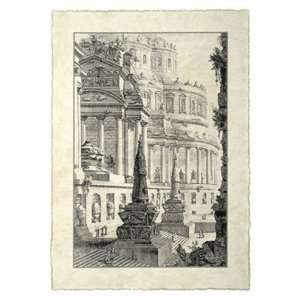 III   Poster by Giovanni Battista Piranesi (16.5x23)