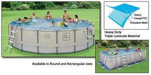 ULTRA FRAME ABOVE GROUND SWIMMING POOL / SAME QUALITY AS INTEX