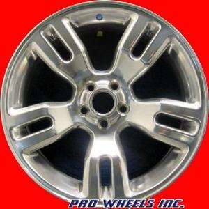 TRAC MERCURY MOUNTAINEER 20 POLISH FACTORY WHEEL RIM 3760 A