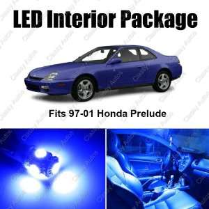 Honda PRELUDE BLUE Interior LED Package (6 Pieces
