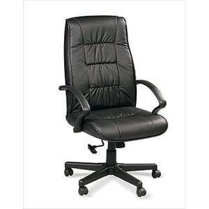 Eurotech Esteem 515 High Back Leather Executive Chair