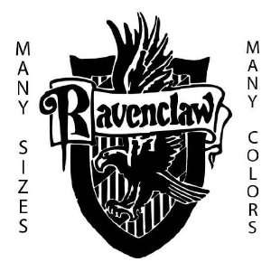 28 Tall   Ravenclaw   Black   Harry Potter Custom Art