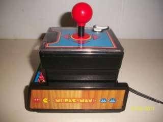 NAMCO, MS.PAC MAN, PLUG & PLAY, TV GAMES, ARCADE CLASSIC, RARE