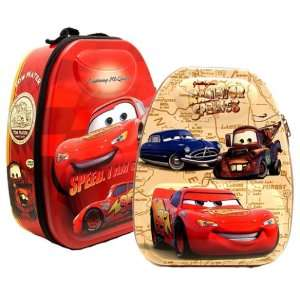 Disney Cars Tin Lunch Box Bag (set of 2), Cars backpack