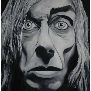 Peter Seminck   35 Inches x 35 Inches   Iggy Pop: Home & Kitchen