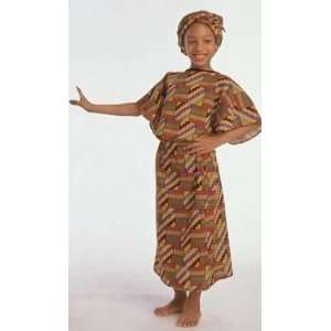 Factory Early Childhood African Outfit    Girl
