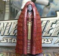 STAR WARS Saga Lucas Family CHI EEKWAY loose.