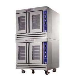 Bakers Pride BCO E2 Full Size Double Deck Electric