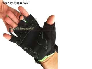 motorcycle/motorcross/motorbike/cycling monster fingerless gloves
