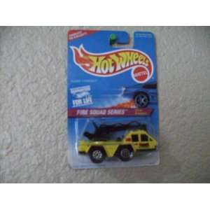 Hot Wheels Flame Stopper #426 1996 Fire Squad Series black