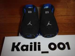 Nike First Air Jordan 18 Retro XVIII Royal OG TD XI X V