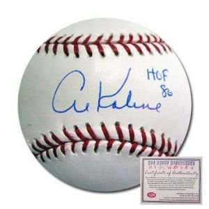 Al Kaline Detroit Tigers Hand Signed Rawlings MLB Baseball