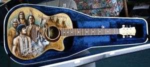 Custom Paint Job On Your Guitar