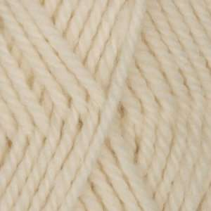 Patons Classic Wool Yarn (00201) Winter White By The Each