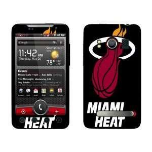 Meestick Miami Heat Vinyl Adhesive Decal Skin for HTC Evo