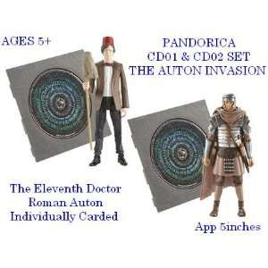 Doctor Who Series 5 PANDORICA CD01 & CD02 THE DOCTOR