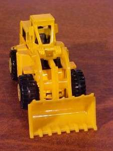 HOT WHEELS CONSTRUCTION WHEEL LOADER 1979