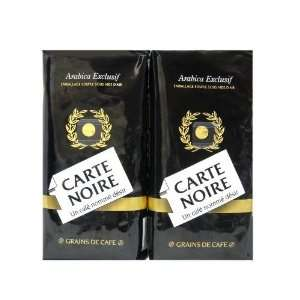 Carte Noire Coffee from France 2 pack combo 2x8.8oz:
