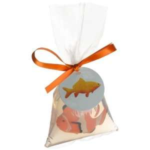 Clearly Fun Soap Clown Fish In A Bag Soap, Orange Beauty