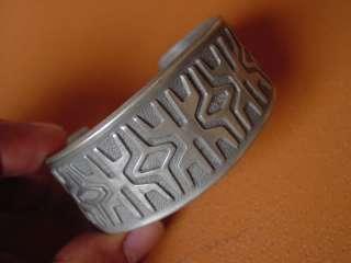 Retro Pewter Bracelet by Brodrene Mylius . Norway