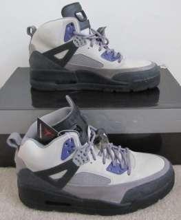 New Nike Jordan Spizike Shoes Mens Sz 8 Sneakers Winterized Granite