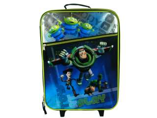 NEW Movie Toy Story Large School Rolling Trunk Backpack   Toy story